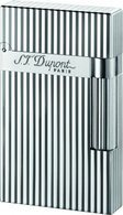 Ligne 2 Lighter Silver Vertical Lines