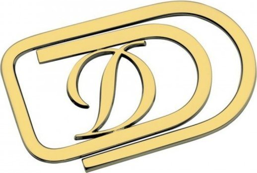 Money Clip – Yellow Gold
