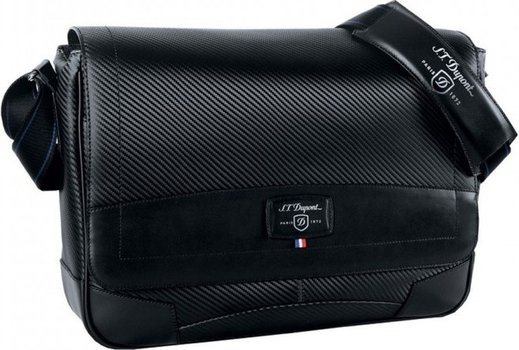 Défi Laptop Messenger – Black Carbone