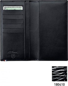 Line D Pocket Diary Cover – Black Diamond