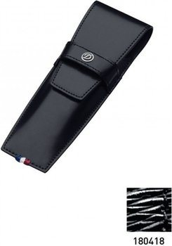 Line D Double Pen Case – Black Diamond